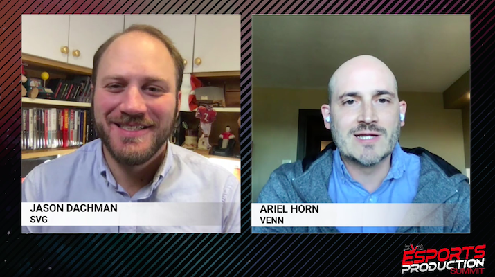 Spotlight Q&A: Esports Broadcast Pioneer & VENN Co-Founder Ariel Horn –CLICK HERE TO WATCH