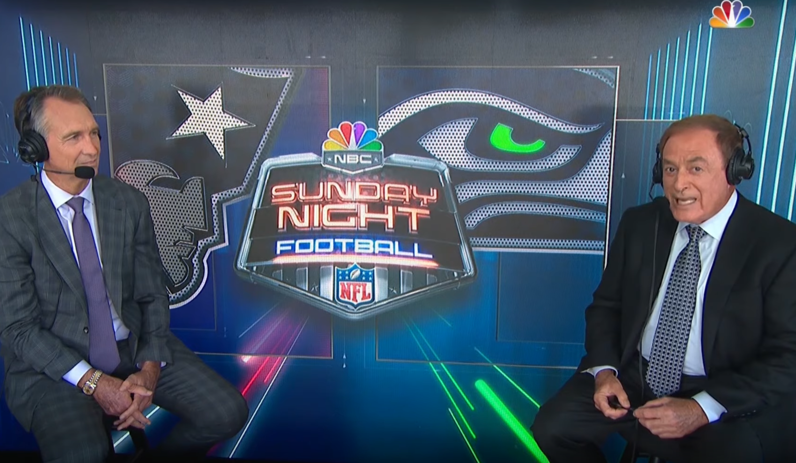 Behind the Scenes With NBC's Sunday Night Football Operations Team