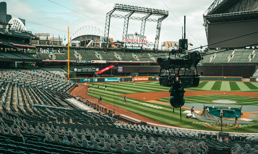 SVG On Demand: ROOT SPORTS Northwest VP/EP Jon Bradford Breaks Down the Eye-Popping Aerial Camera Used on Seattle Mariners Broadcasts