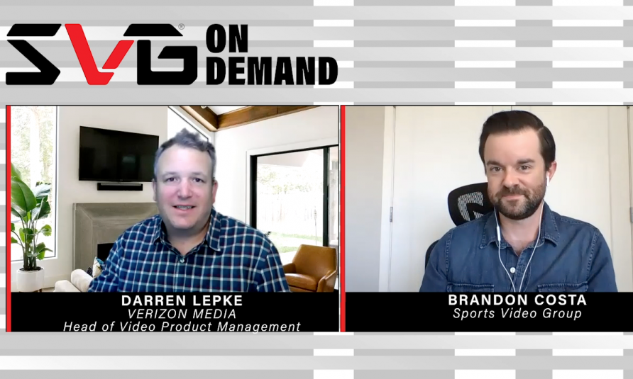 SVG On Demand: Verizon Media's Darren Lepke on the Evolution of Live Streaming Ad Tech and the Impact of 5G