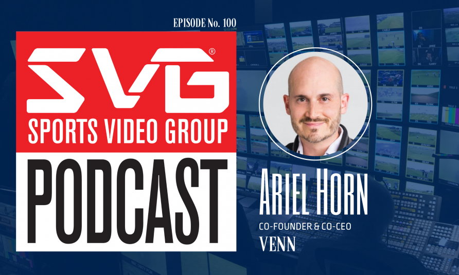 <i>The SVG Podcast:</i> Esports Pioneer and VENN Co-Founder/CEO Ariel Horn