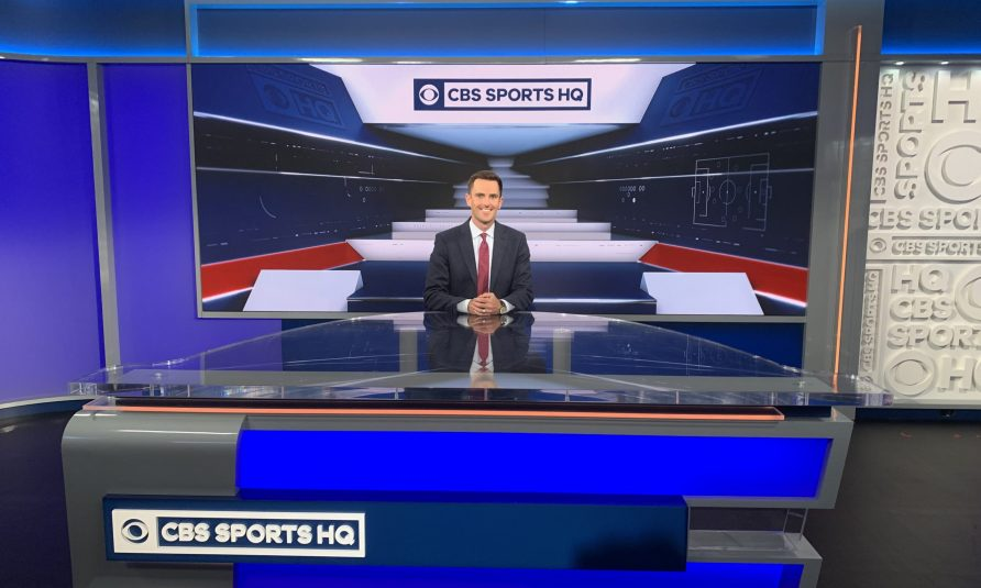 CBS Sports HQ Builds Three New Studios in Fort Lauderdale, Revamps Graphics for Greater Focus on Sports Betting