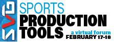 2021 SVG Sports Production Tools Forum