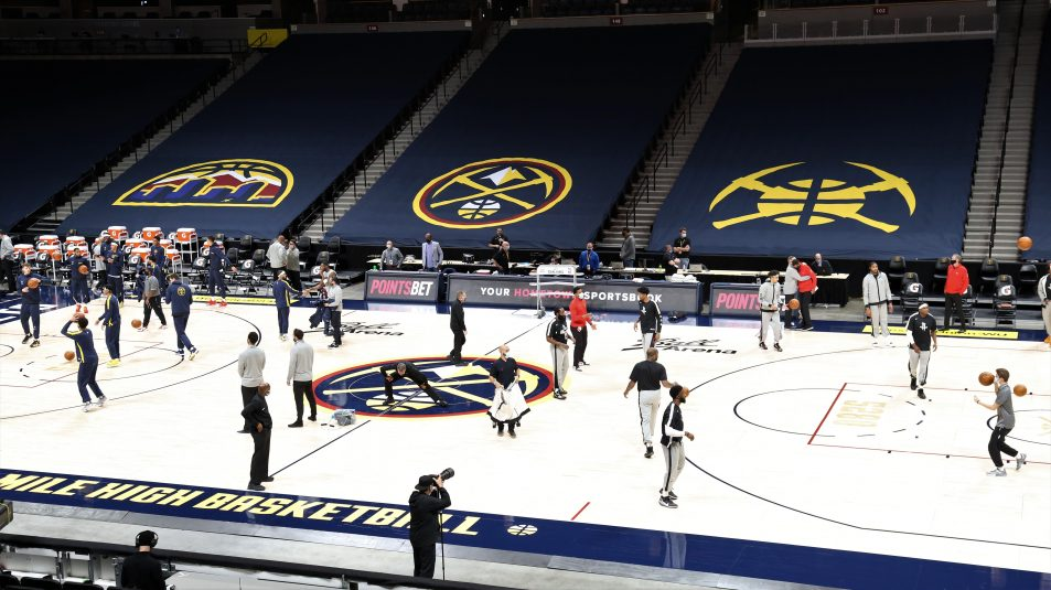 On the Hardwood: Denver Nuggets Repurpose RSN Broadcast With Some In-Venue Flavor