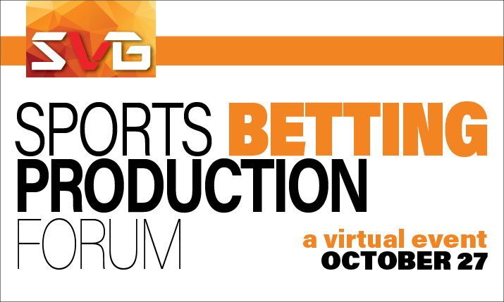 2021 SVG Sports Betting Production Forum