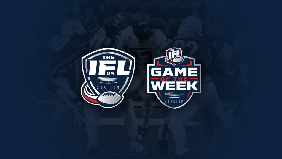 Indoor Football League Finds National Television, Digital Home on Stadium