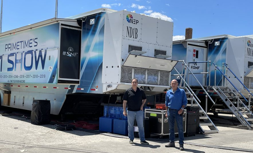 146th Preakness Stakes: NBC's Pimlico Setup Builds on Onsite Derby Production