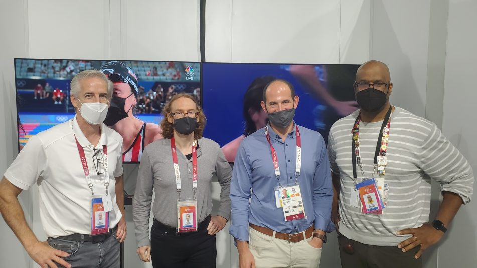 Live From Tokyo Games: NBC Olympics Team Discusses How HDR Made Leap to Primetime