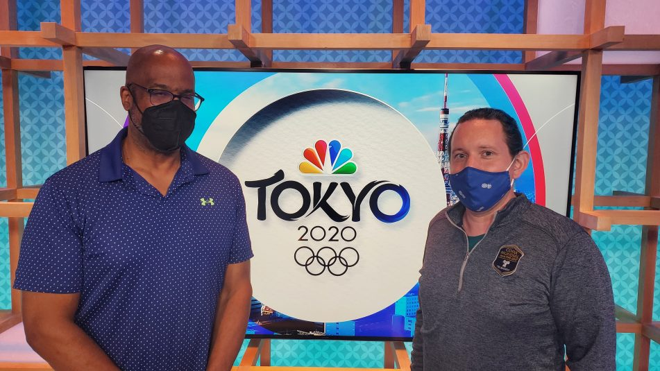 Live From Tokyo Olympics: Darryl Jefferson and Jim Miles on NBC Olympics' File-Based Workflows, Storytelling