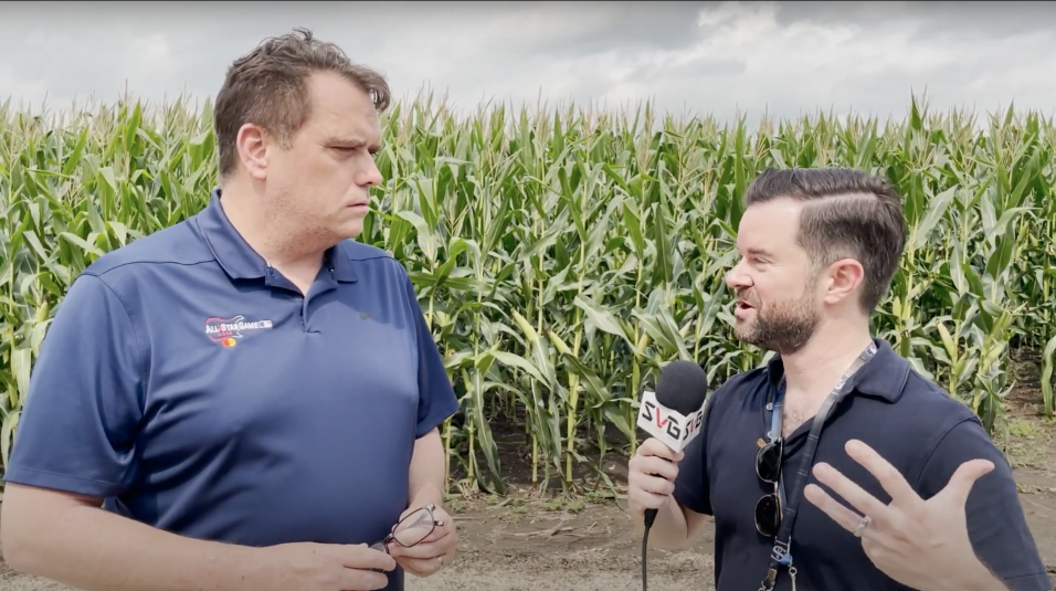 Live From MLB at Field of Dreams: Fox Sports' Mike Davies on Balancing Television Production and Cinematic Storytelling