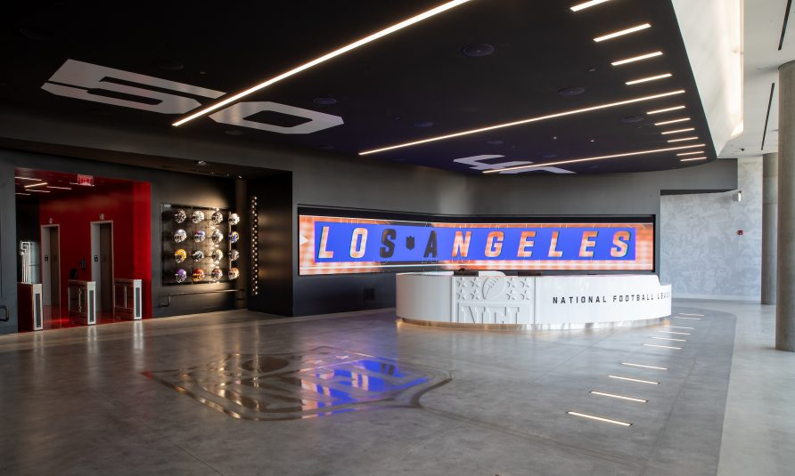 NFL Los Angeles Spotlight (Part 1): How NFL Media Launched a State-of-the-Art Production Facility Amid a Pandemic